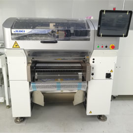 Juki RS-1 high speed smd pick and place chip mounter machine
