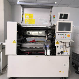 China Juki KE-2070 smd chip mounter machine