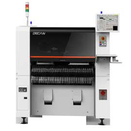 Samsung DECAN L2 smt chip mounter pick&place machine